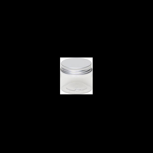 Jars with Aluminium Screw Lids