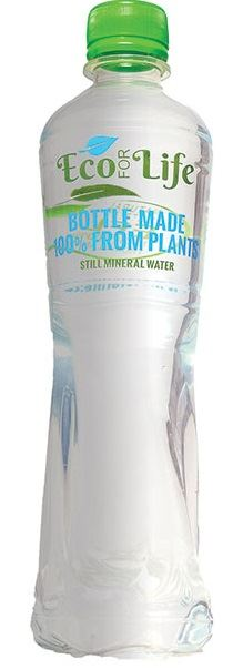 Plant Made Bottles launch revolutionary bottle made 100% from plants