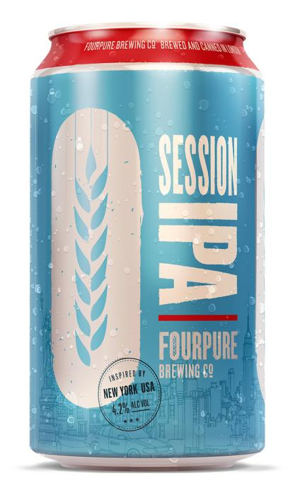 Fourpure Craft Beer Choose Rexam To Produce Bespoke Can Designs