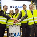 Rexam celebrates inauguration of innovative Widnau plant in Switzerland
