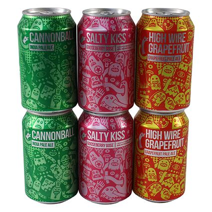Rexam supports UK craft brewer, Magic Rock, move to cans