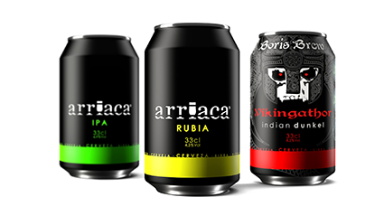 Rexam partners with Arriaca to launch Spain's first ever canned craft beer