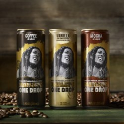 Marley's one drop re-launches in Rexam 12oz Sleek can
