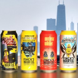 Finchs Beer Co. goes local with move to Rexam cans