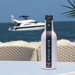 Bon Affair expands into single-serve with Rexams Fusion aluminum bottle