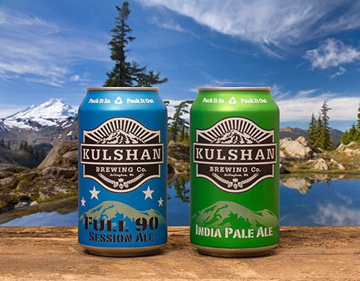 Kulshan Brewing Company moves into Rexam cans
