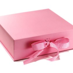 Luxury Gift Box Pink