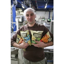 Ishida inspection systems ensure immaculate packaging for crisps
