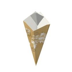 Street chip cone