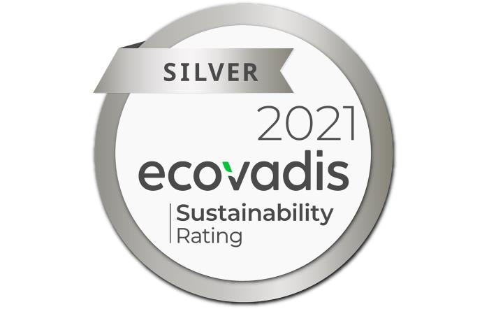 Silver Ecovadis award exemplifies Rebhans continuing growth