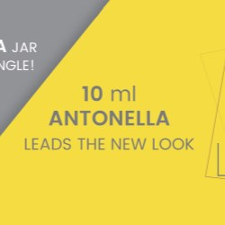 HK Packaging updates best selling Antonella jar