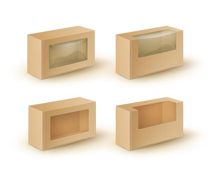 Image result for Window packaging