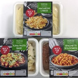 Waitrose adopts fiber based ready meal packaging