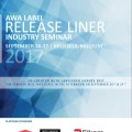 AWA Label Release Liner Industry Seminar 2017 (co-located @LabelExpo Europe)