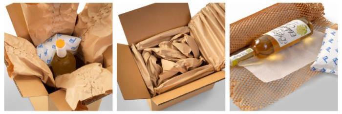 Ranpak's new thermal packaging solutions for e-food