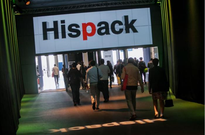 Hispack 2018 fuses packaging, processing and logistics in an edition marked by growth