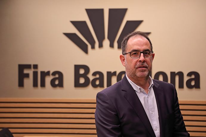 Jordi Bernabeu, Markem-Imaje's Iberian market director, becomes the new Chairman of Hispack