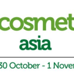 in-cosmetics Asia 2018