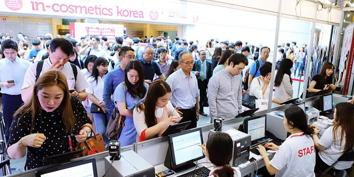 in-cosmetics Korea gave its heart and Seoul with biggest show to date