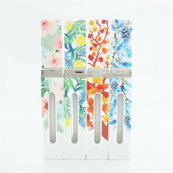 Captiva Builds the Four-Season Themed Cosmetic Packaging by Adopting Digital Printing