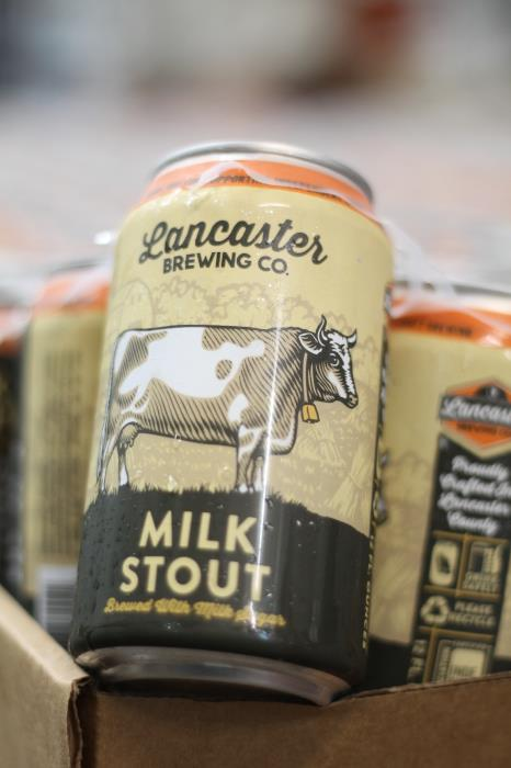 Lancaster Brewing Co. increases can output with Wavegrip G1