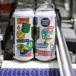 WaveGrip's G1 automates Fernson's craft beer can multi-packing