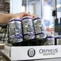 Wavegrip and Orpheus Brewing establish carrier return scheme
