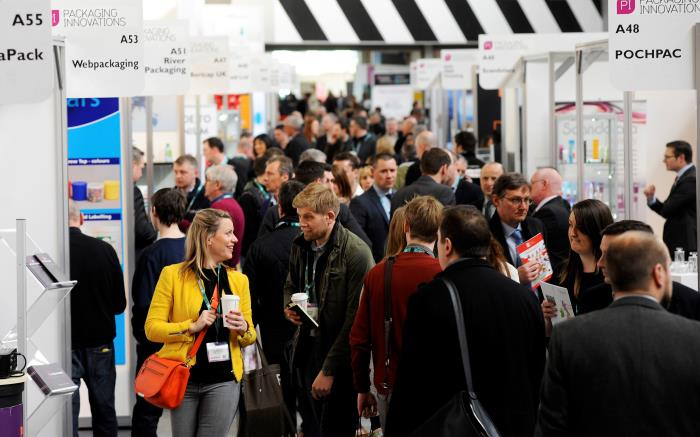 Leading packaging show returns with more first time exhibitors