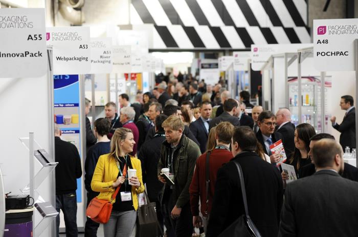 Five shows under one roof at UK's leading packaging event