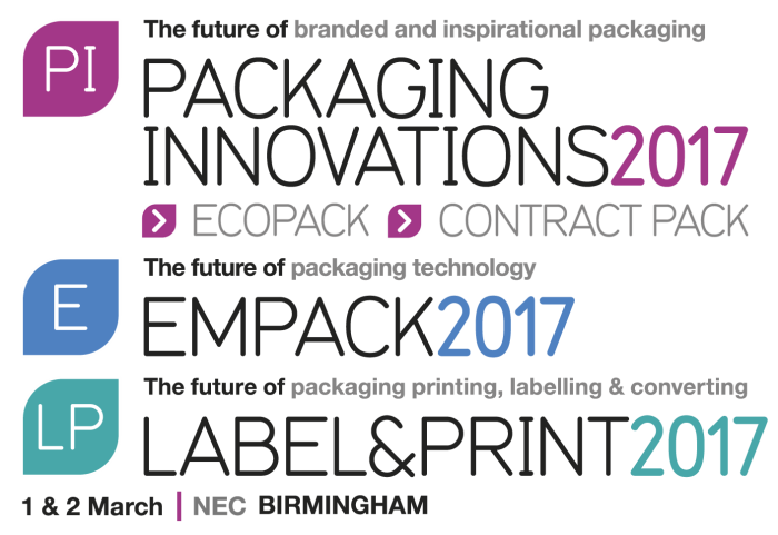 The UKs leading packaging event is just around the corner