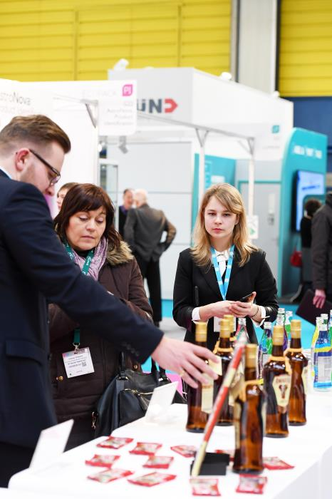 UK's largest packaging show welcomes global brands to seminar programme