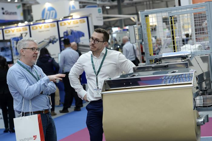 Future of packaging on display at UKs largest industry event