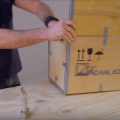 No-Nail Boxes: watch the assembly of a NO-NAIL exportbox