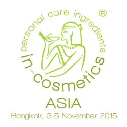 In-Cosmetics Asia 2015