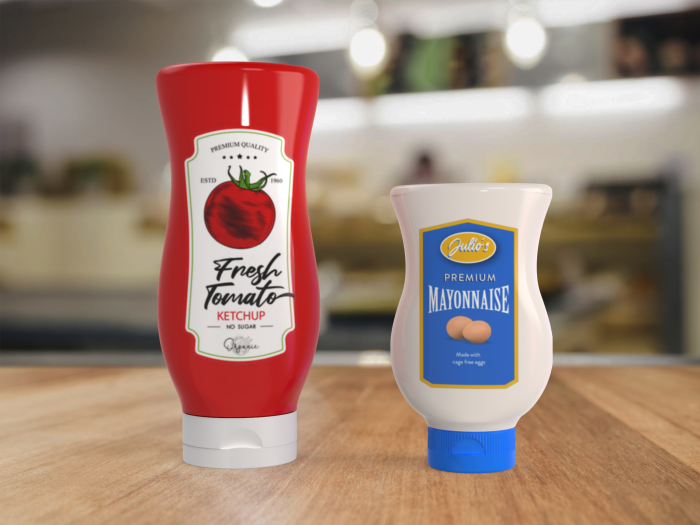 Nova is the new star in sauce bottles from Berry M&H