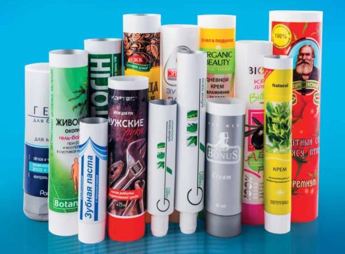 Laminate tubes
