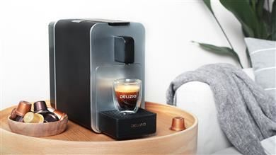 SABIC certified renewable polymers used in new more sustainable Delizio coffee capsules