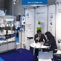 Joma at Pharmapack 2017 in Paris
