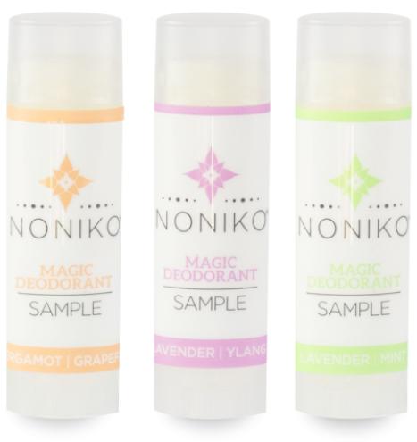 Trial Trio - Product - Noniko