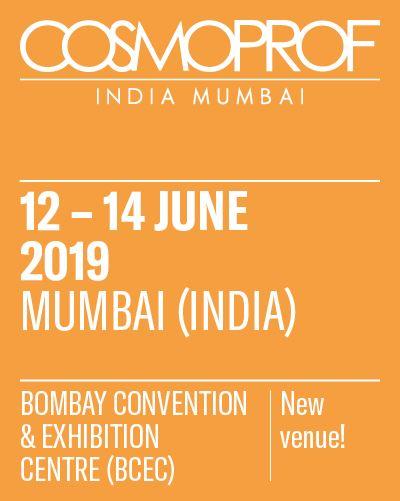 Cosmoprof India 2019
