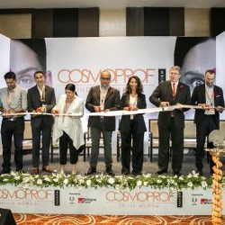 BolognaFiere and UBM India launch the maiden edition of Cosmoprof in Mumbai