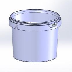 UniPak ø133 mm 1000 ml - 5130