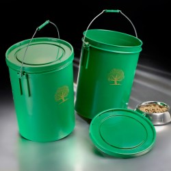 Hobbock proves to be perfect pail for premium pet food