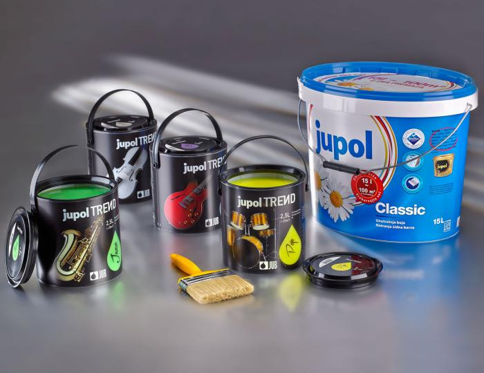 JUB, the leading paint producer in the Balkans adopts RPC's paint containers