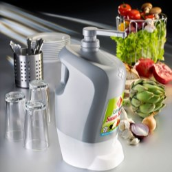 Bespoke dispenser means less food waste