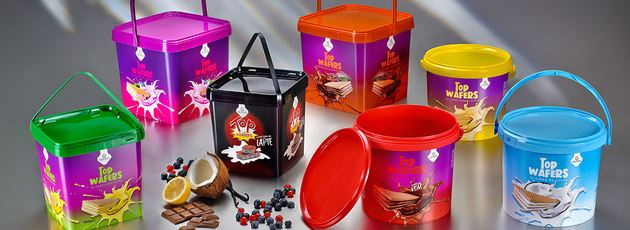 Three reasons to sell wafers in Berry Superfos buckets