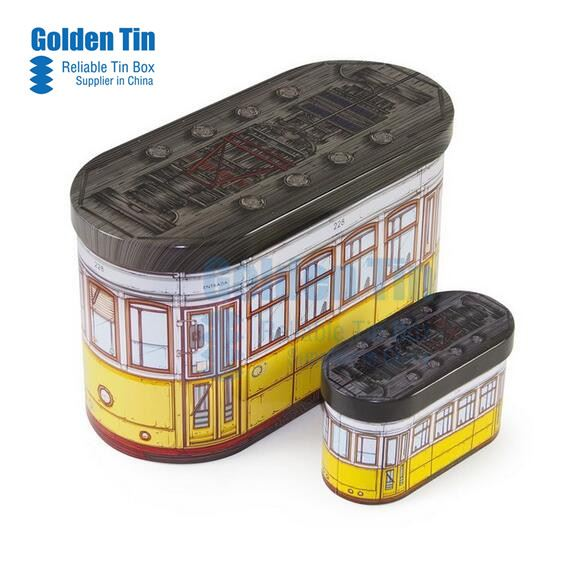 Custom Food Tin Designs