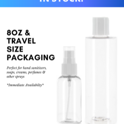 Available immediately: KBLs travel size packaging