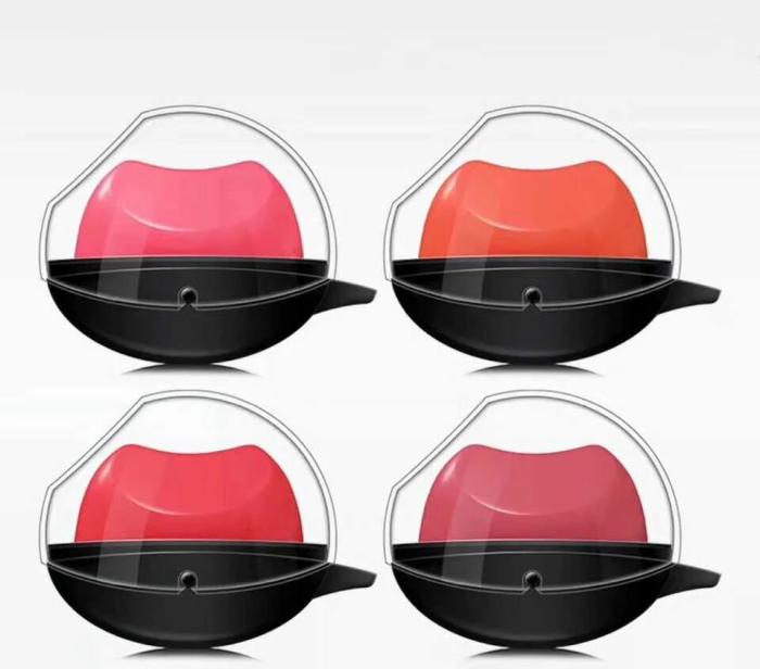 Sleek and Minimalist Ellipse Packaging