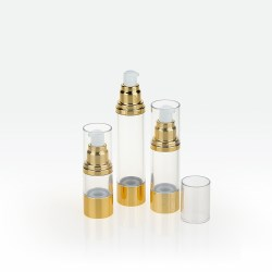 360° Lotion Cream Serum Pump Bottle